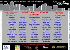 Houston Author Bash pic