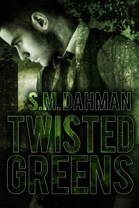 Twisted Greens eBook Cover 6 x 9